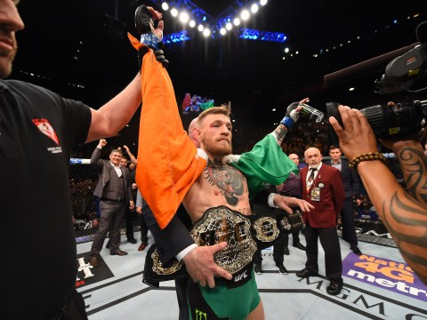 UFC star Conor McGregor has 'no chance' of making it as a boxer, says leading promoter Eddie Hearn