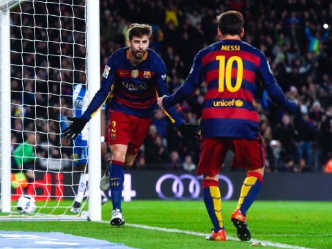 Lionel Messi leaving Barcelona would be like my father dying, claims Gerard Pique