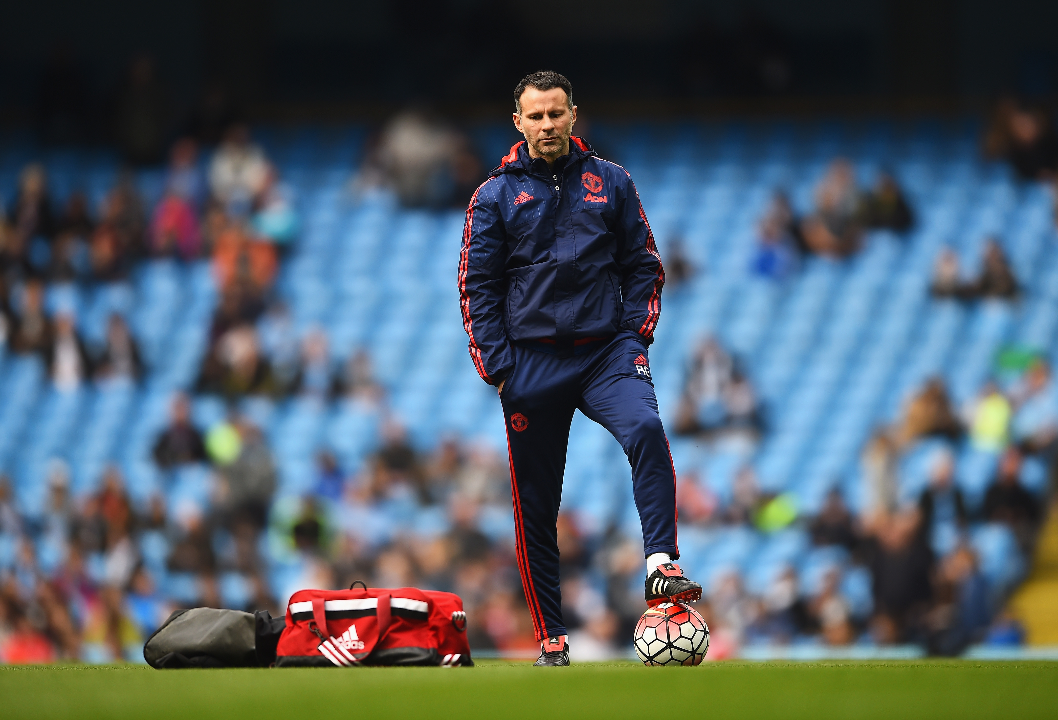 Manchester United decline after Sir Alex Ferguson departure was NOT inevitable claims Ryan Giggs