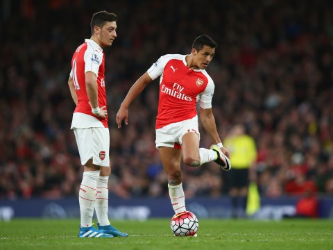 Arsenal fans fret about futures of Alexis Sanchez, Mesut Ozil and Hector Bellerin at AGM