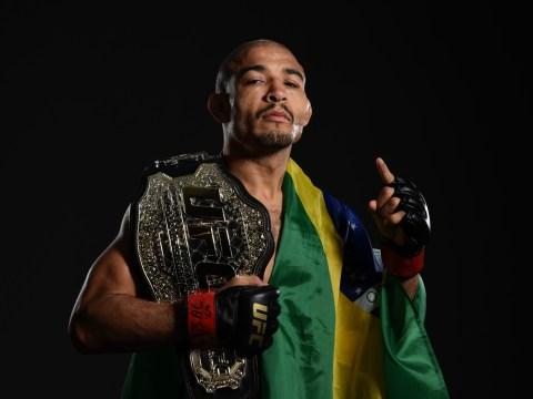 Featherweight champion Jose Aldo reiterates UFC quit threat because of Conor McGregor