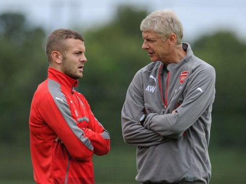 Jack Wilshere DOES have a future at Arsenal, says Arsene Wenger