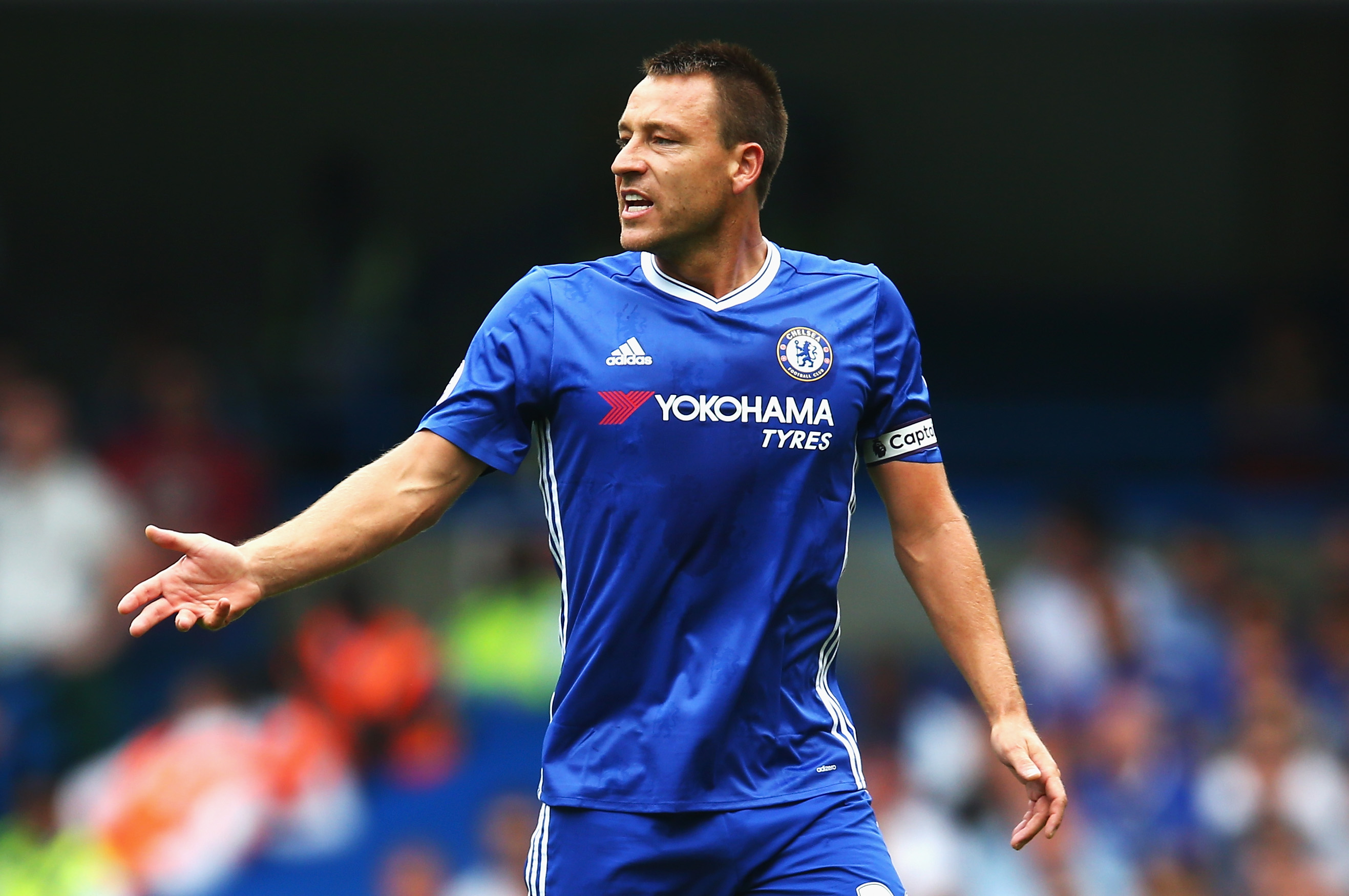 John Terry finally set for Chelsea comeback