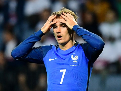 Griezmann picks his top three in the world: Ronaldo, Messi… and Vardy