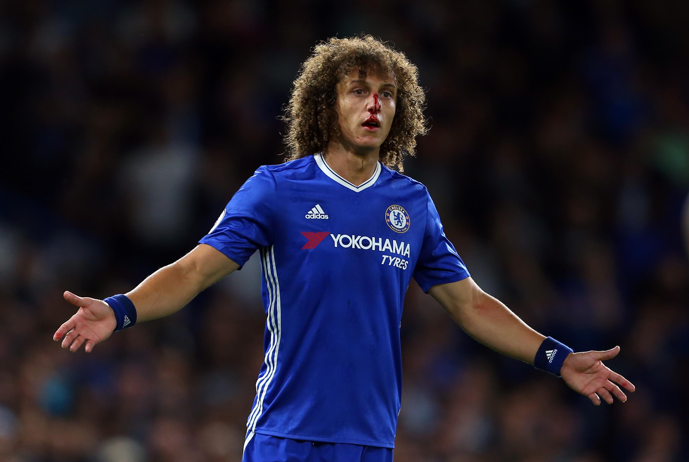 David Luiz pushed for his Chelsea return, claims his agent Kia Joorabchian