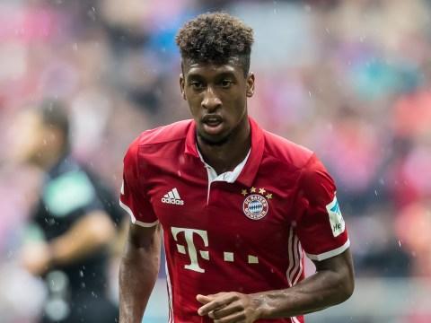 Manchester City boss Pep Guardiola tracking Bayern Munich's Kingsley Coman