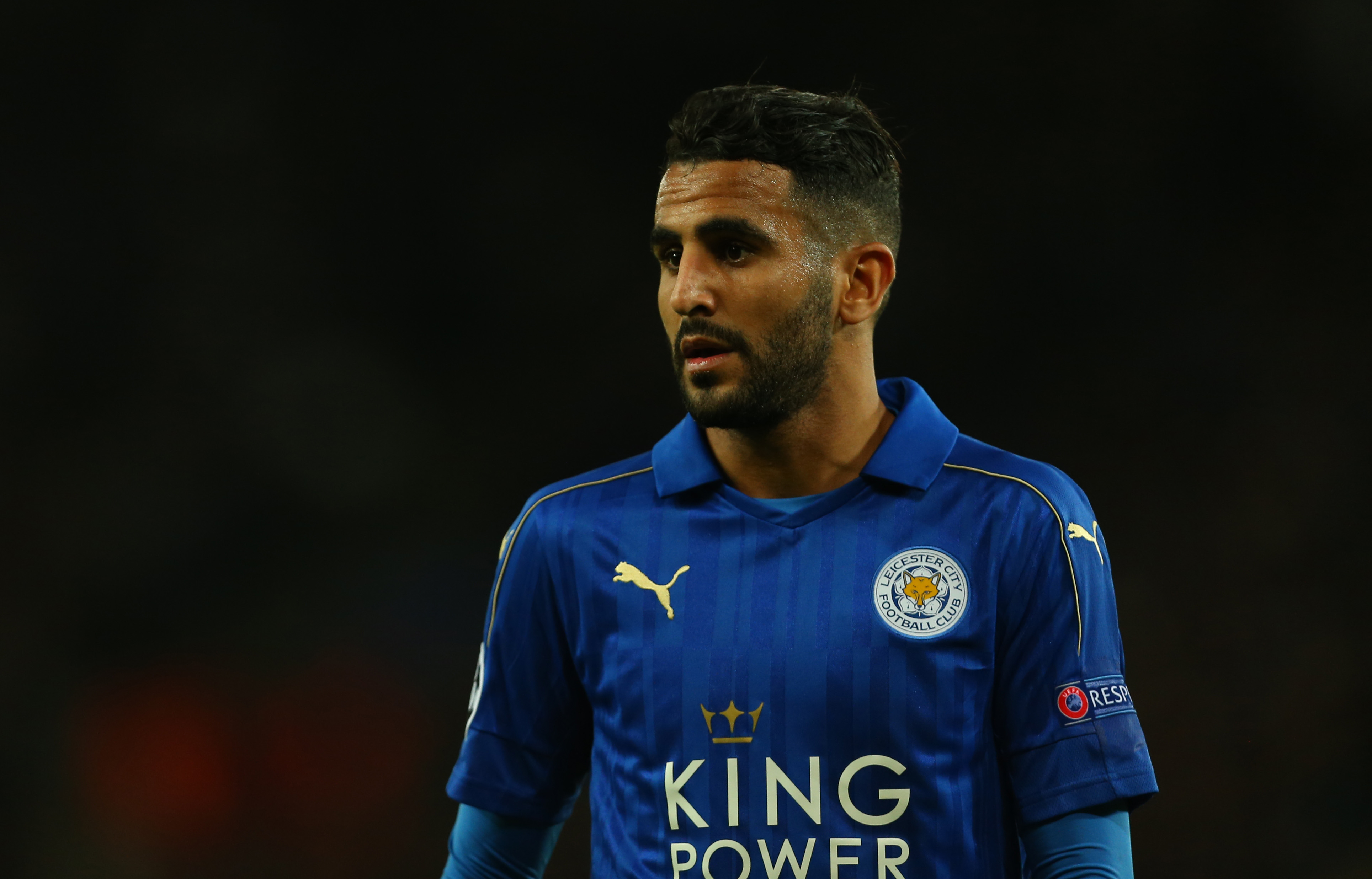 Why Riyad Mahrez was dropped for Leicester's clash with Chelsea