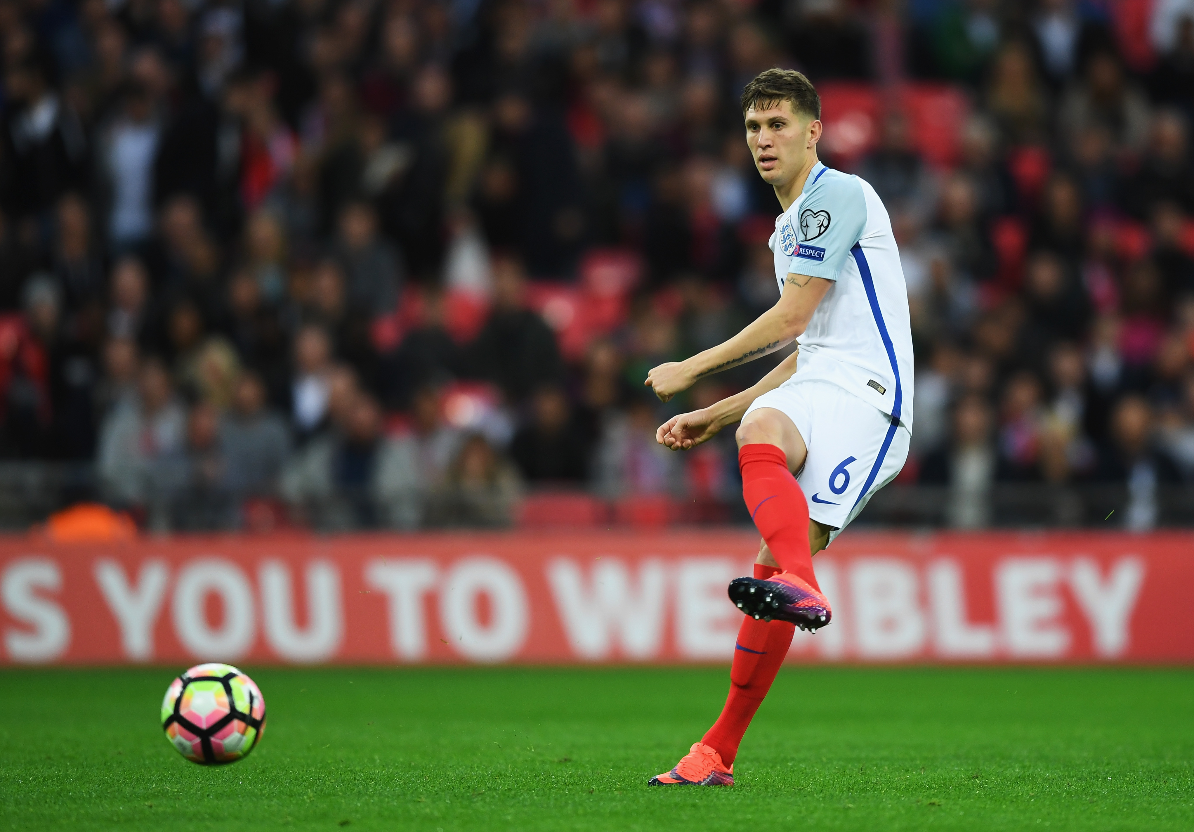 John Stones reminds me of Ronald Koeman says Pep Guardiola