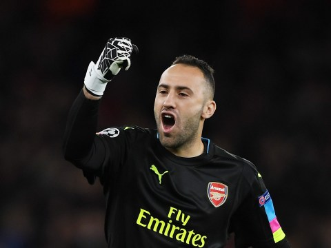 Arsene Wenger is waiting for David Ospina to make a mistake, claims Michael Owen