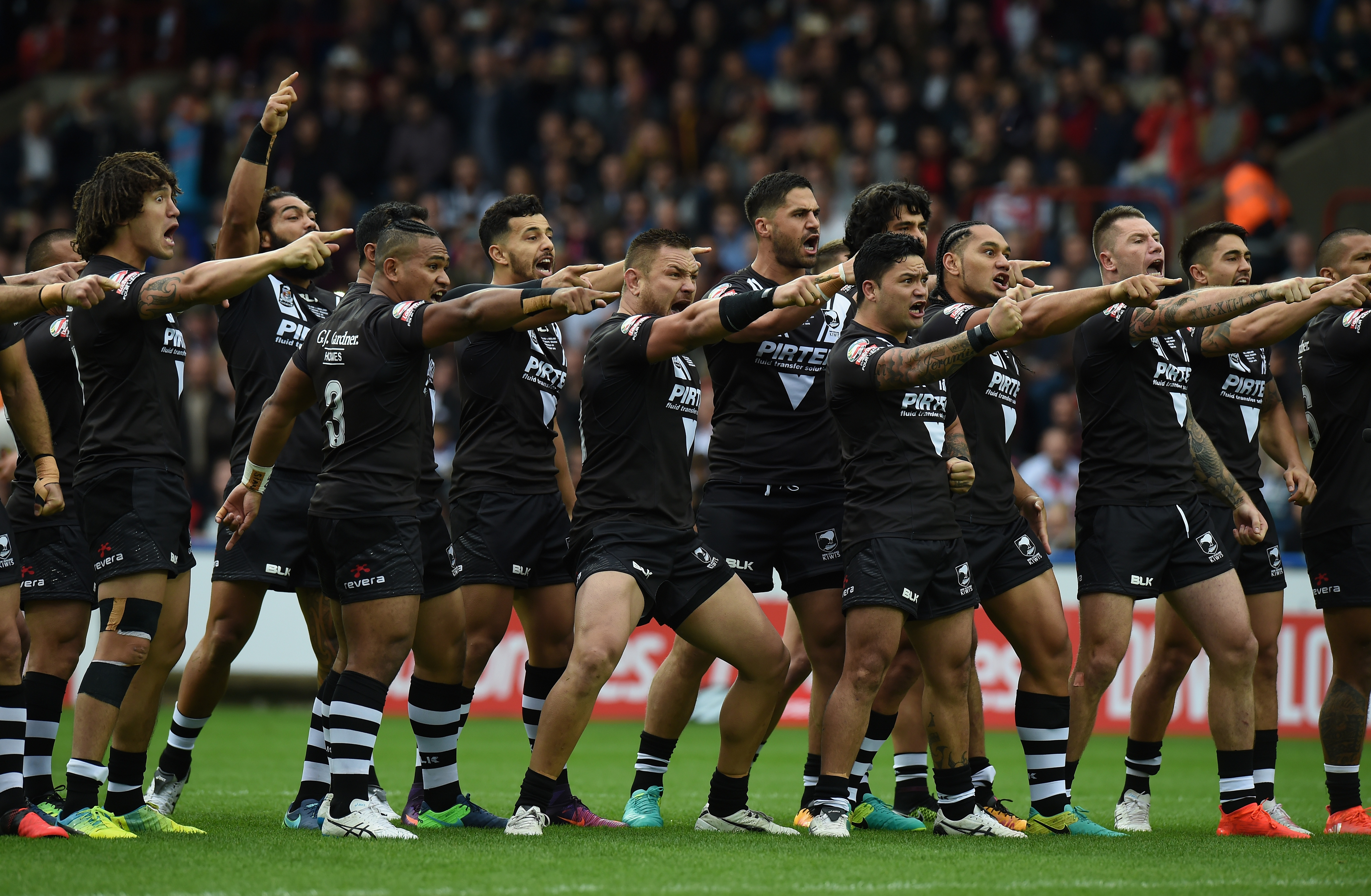 England 16-17 New Zealand: Four Nations agony for England