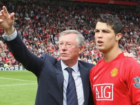 Cristiano Ronaldo snubs Sir Alex Ferguson in career Q&A