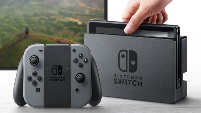 Nintendo Switch - two consoles in one