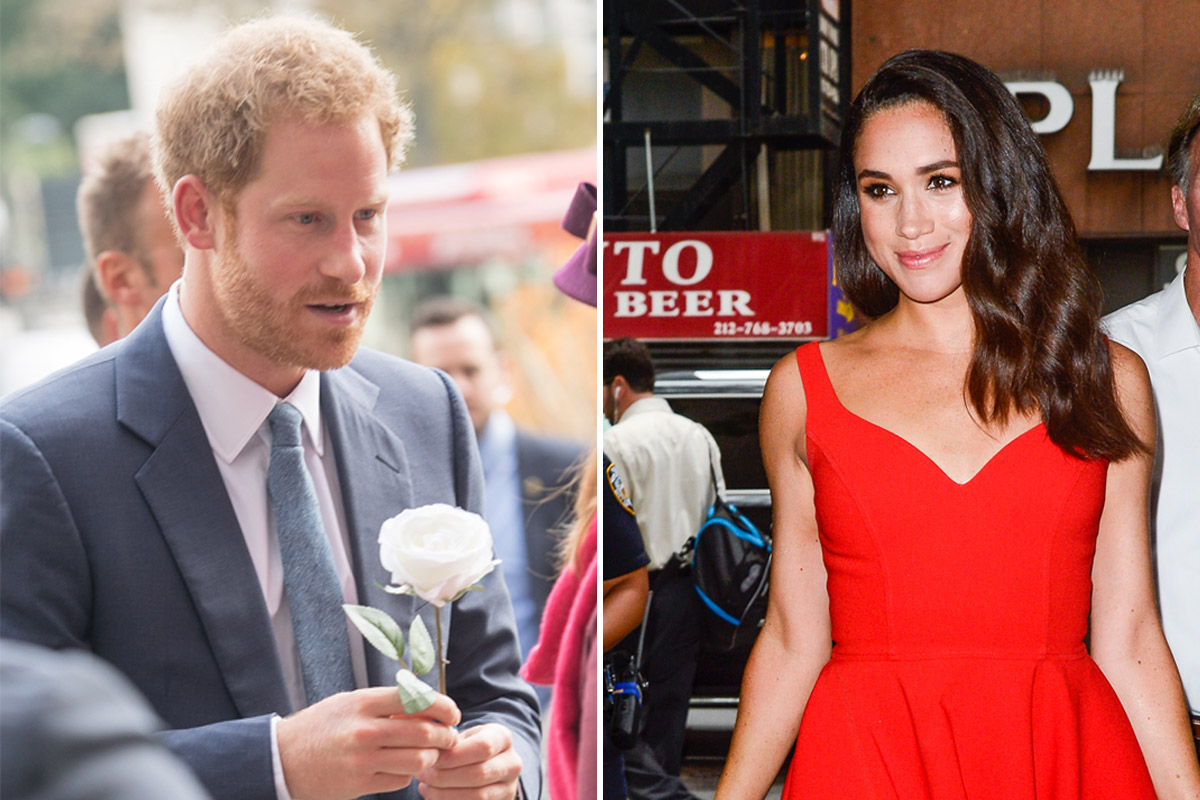 Prince Harry 'falls for Suits actress Meghan Markle'