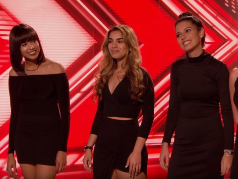 X Factor stand-ins Four Of Diamonds have a 'show-stopping' performance ready for tonight's show