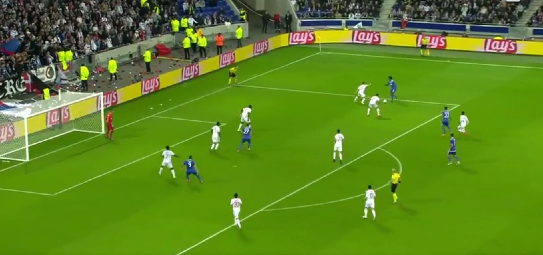 Chelsea loanee Juan Cuadrado shows Antonio Conte what he's missing with Juventus wondergoal
