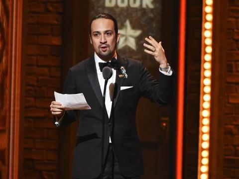 Hamilton's Lin-Manuel Miranda may win an EGOT at the age of 37