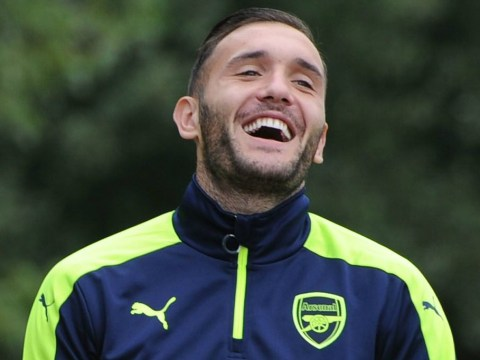 Arsenal supporters worry as Lucas Perez is missing from squad to face Burnley