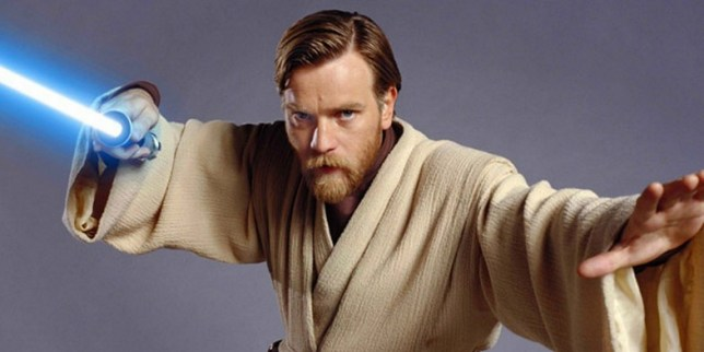 Ewan McGregor is still keen to play Obi-Wan Kenobi once more (Picture: Lucasfilm)