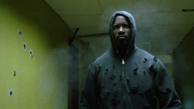 Mike Colter makes a bulletproof return as Luke Cage (Picture: Netflix)
