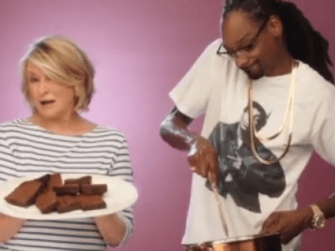 Here's the trailer for Snoop Dogg and Martha Stewart's new cookery show Potluck Dinner