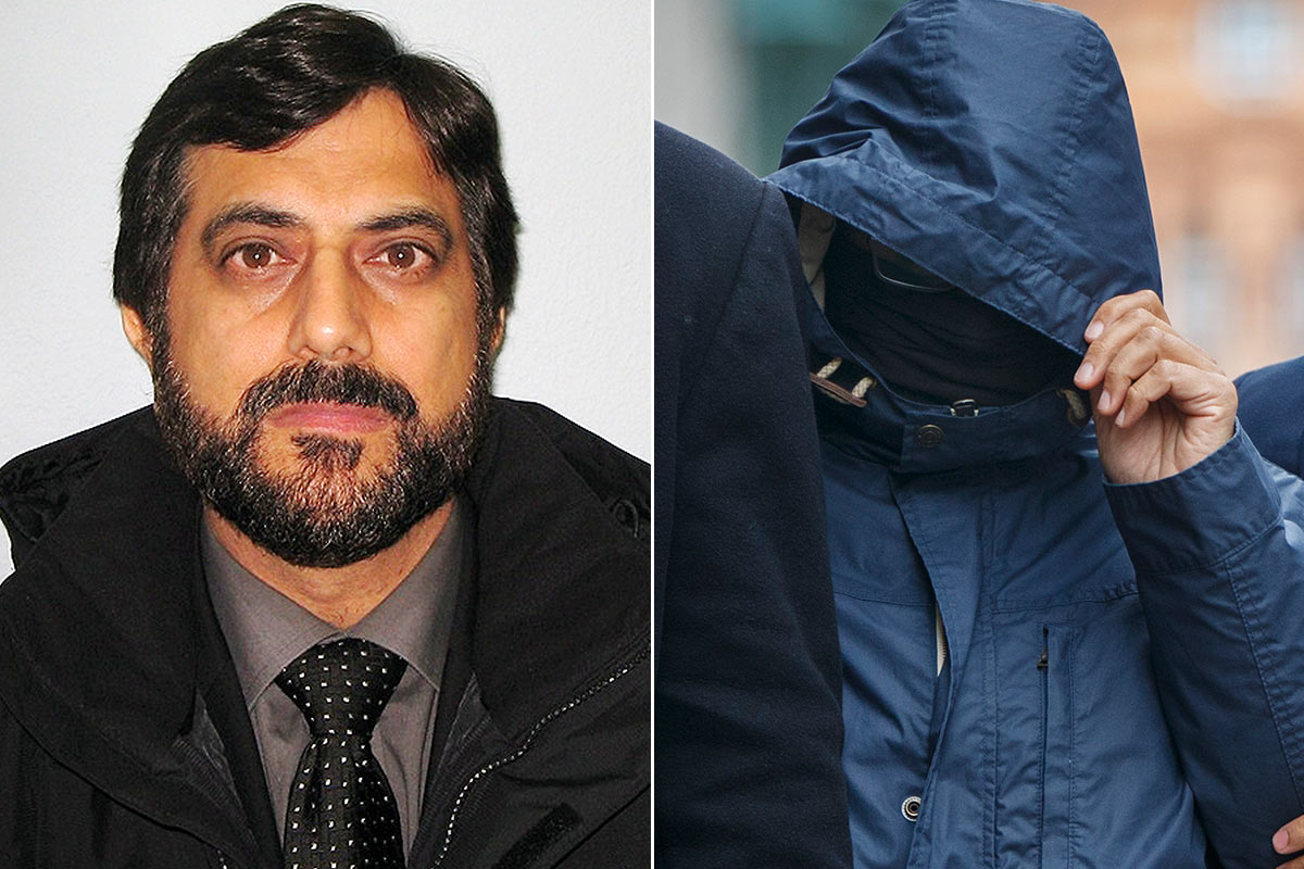 'Fake Sheikh' Mazher Mahmood jailed for 15 months over Tulisa drugs case