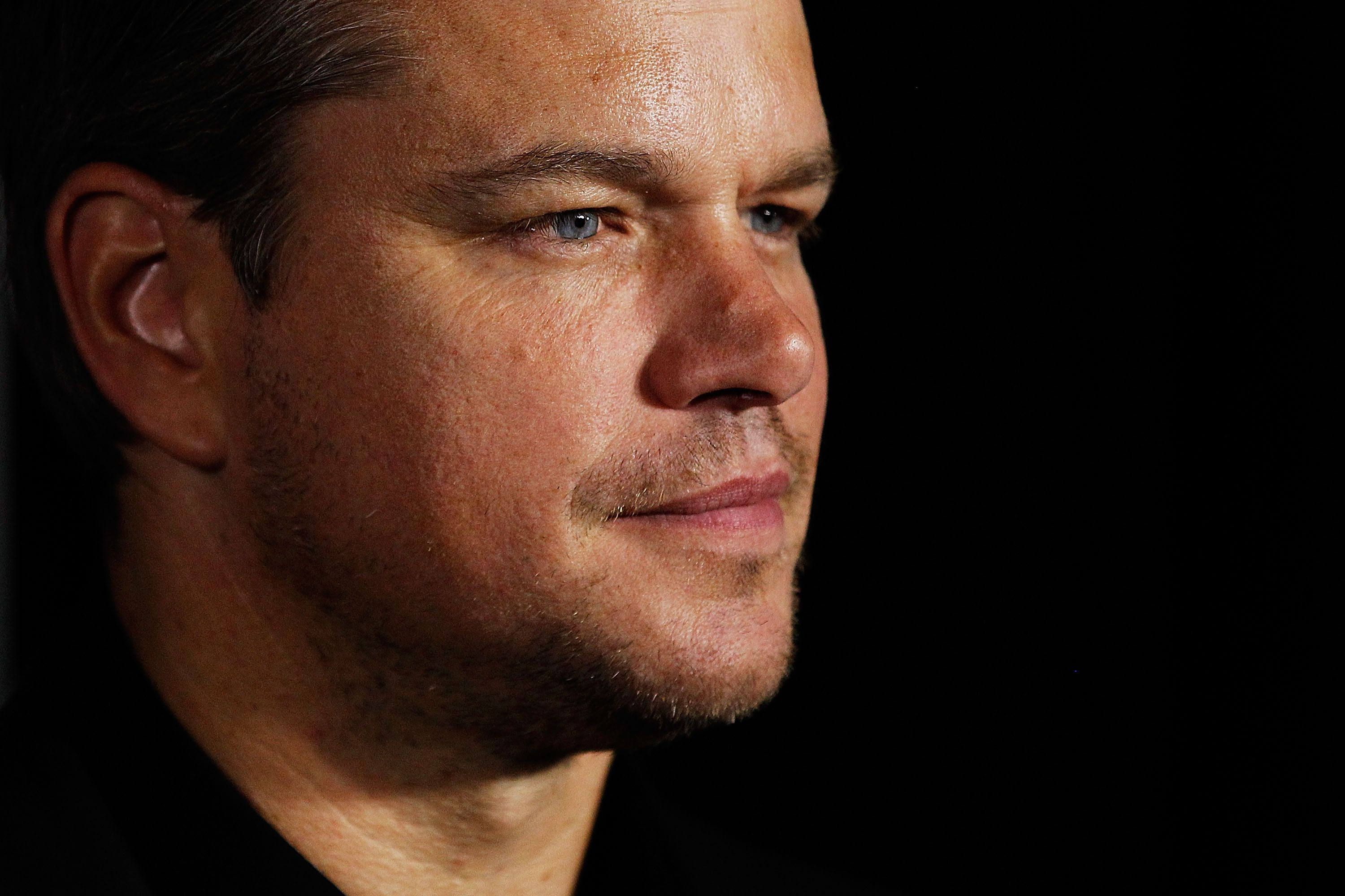Matt Damon's doppelgänger from the past has officially freaked us out