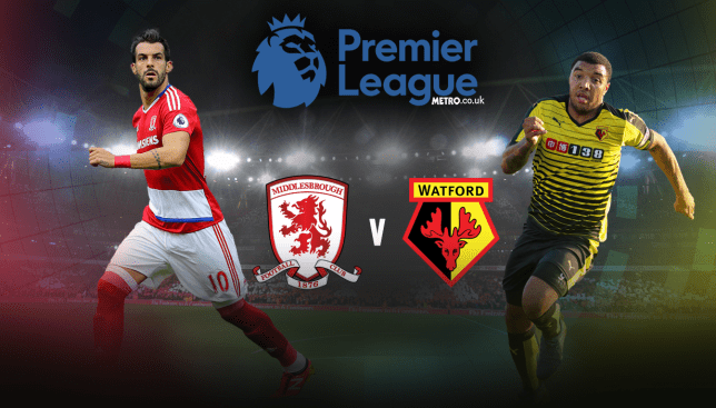 Middlesbrough v Watford: Premier League big match preview