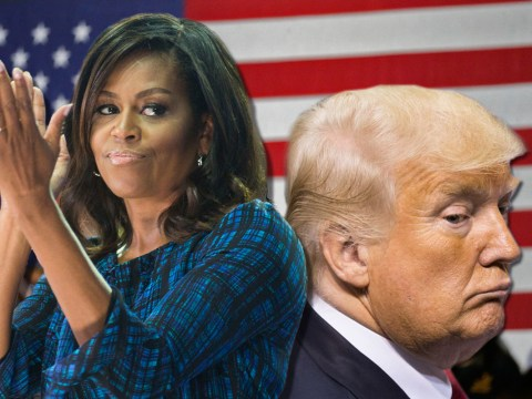 Michelle Obama has taken down Donald Trump again and it's classy but savage