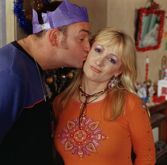 The Royle Family was co-created by Caroline Aherne Craig Cash (Picture: File)