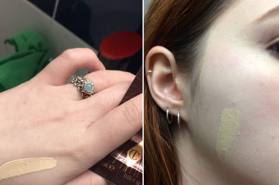 Pale women are sharing their makeup woes on Twitter