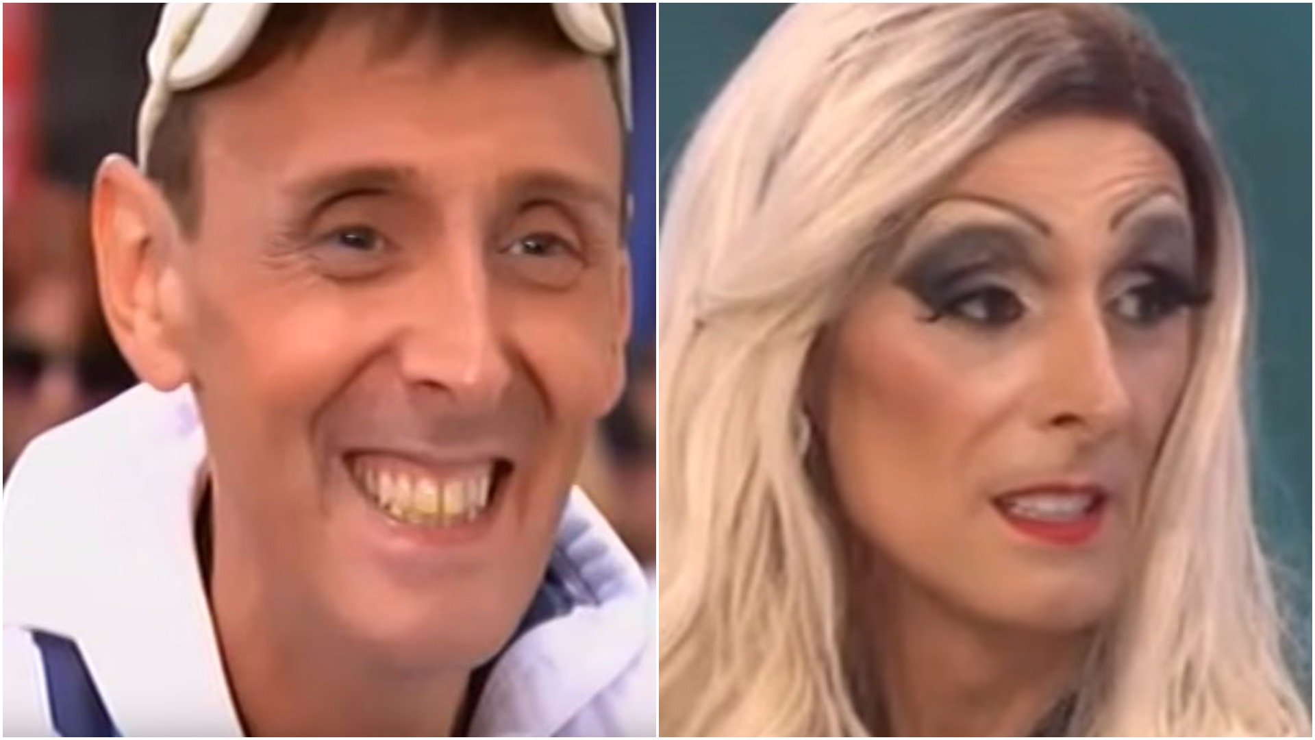 Remember 2011 X Factor reject Johnny Robinson? He just returned to TV as his 'revolutionary' female alter-ego