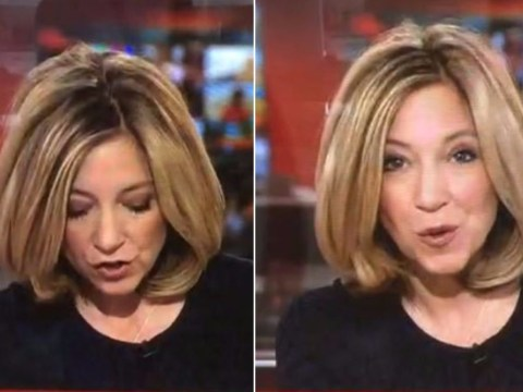 WATCH: BBC newsreader mocked online after failing to pronounce Tulisa's name
