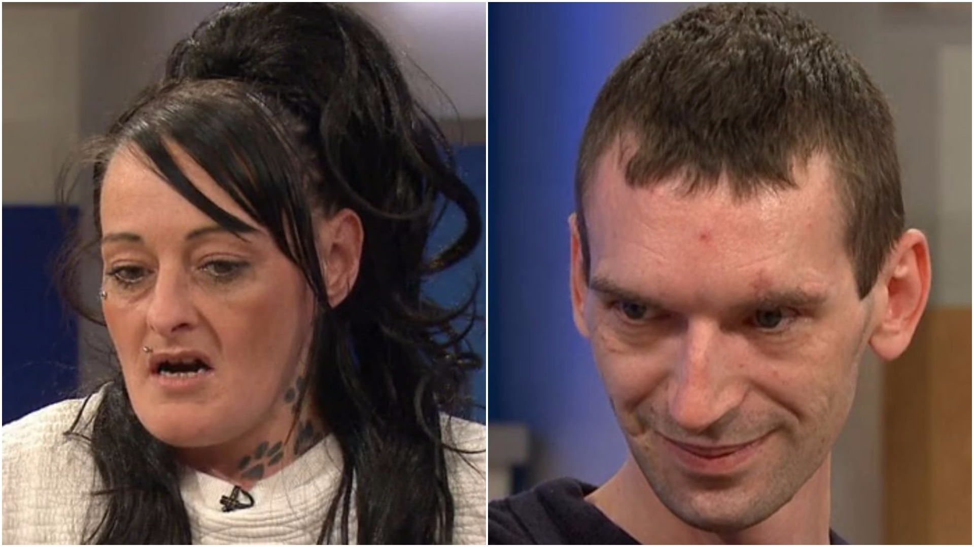 A newlywed couple who've been married for six days just went on The Jeremy Kyle Show to discuss cheating
