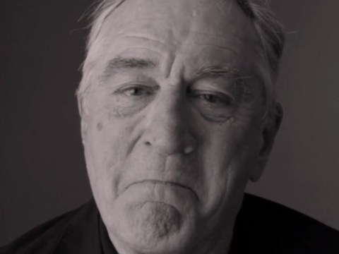 WATCH: Robert De Niro tells us how much he wants to 'punch that punk Donald Trump in the face'