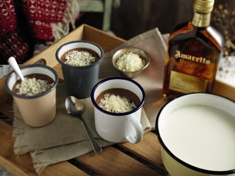 It's National Chocolate Day so here's a recipe to tick all your Autumnal boxes