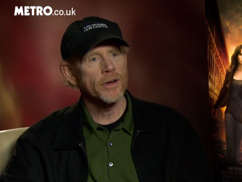 Ron Howard throws shade at Donald Trump, uses The Apprentice to stump for Hillary Clinton