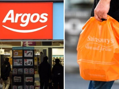 Argos opens in branches of Sainsbury's