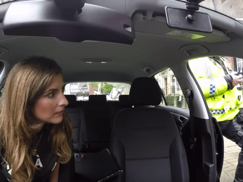 It turns out driving is nothing like learning to ride a bike – this woman forgot!