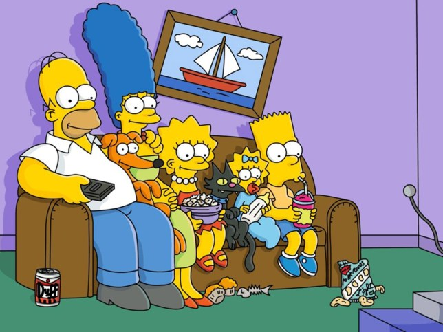 Kevin Curran writer of The Simpsons and Letterman dead at 59 Credit: Fox