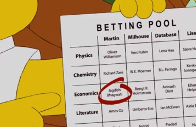 Milhouse is a genius - who knew? (Picture: FOX)