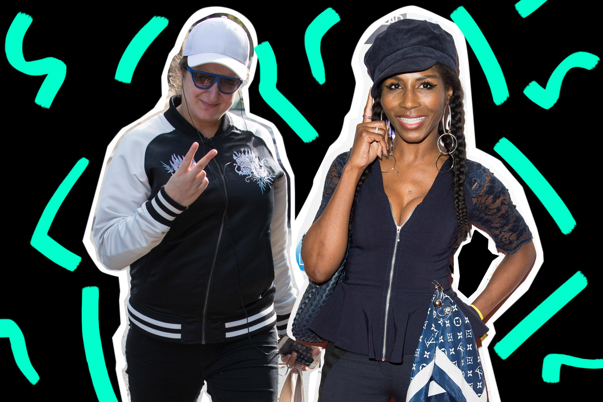 Sinitta Vs Honey G as The X Factor continues (Picture: Getty)