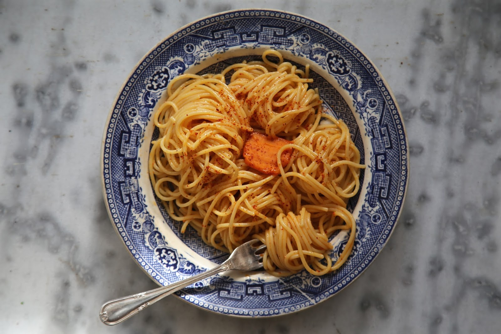 World Pasta Day recipe: Here's how to make spaghetti with espelette butter