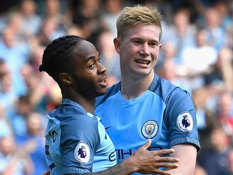 Manchester City's half-term report: Pep Guardiola, Kevin De Bruyne and Raheem Sterling send terrifying message to Premier League
