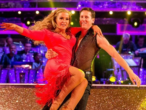 Strictly Come Dancing 'in chaos as Anastacia has complete meltdown backstage'