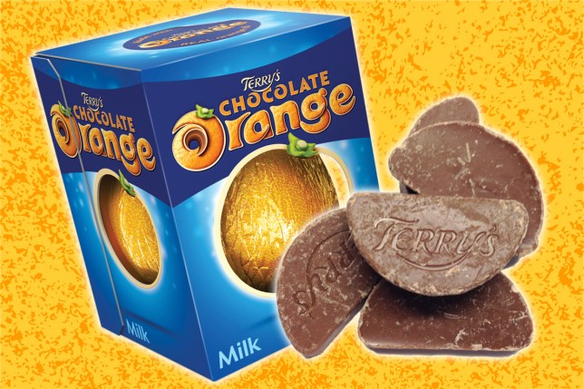 pic - terrys chocolate orange