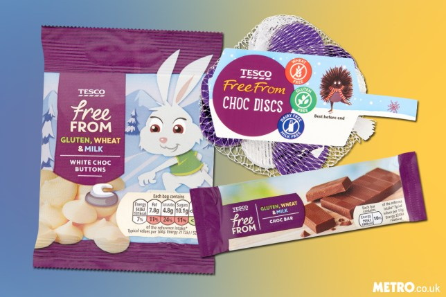 Tesco Is Doing A Vegan Chocolate Selection Box For Christmas