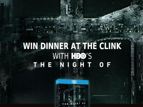 Competition: Win dinner at The Clink and the box set of The Night Of with HBO