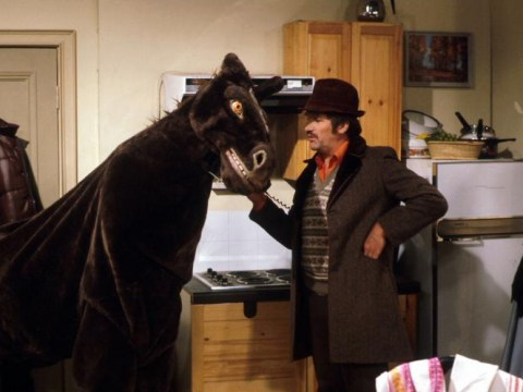Attention 70s and 80s kids – you can watch the original Rentaghost for Halloween