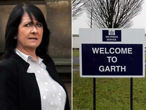 Prison officer 'caught with syringe of sperm of inmate she was having affair with'