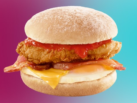 KFC breakfast menu is being launched in the UK